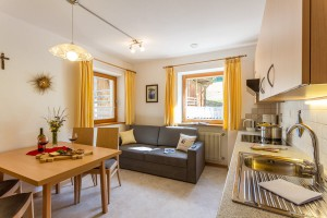 Appartamento Santer all'agriturismo a Castelrotto