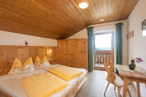 Ferienwohnung Schlernblick - Zimmer am Bauernhof